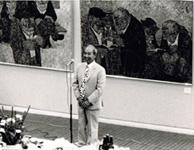 Akira Tanaka - peintre japonais