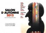 2012 - Livre-catalogue autour de l'exposition 'Peintres Japonais de Paris', Salon d'Automne de Paris (France)